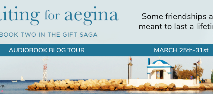 🌟 Blog Tour: Waiting For Aegina by Effie Kamnenou