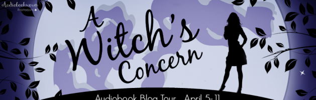 ? Audio Blog Tour: A Witch's Concern by N.E. Conneely