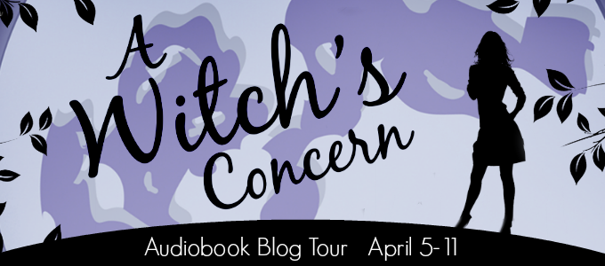 🌟 New Blog Tour: A Witch's Concern by N.E. Conneely