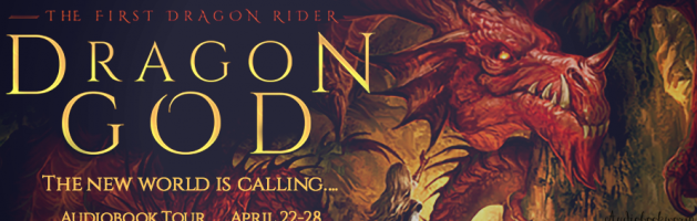 ? Audio Blog Tour: Dragon God by Ava Richardson