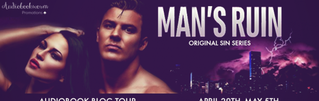 🎧 Audio Blog Tour: Man's Ruin by Nicola R. White