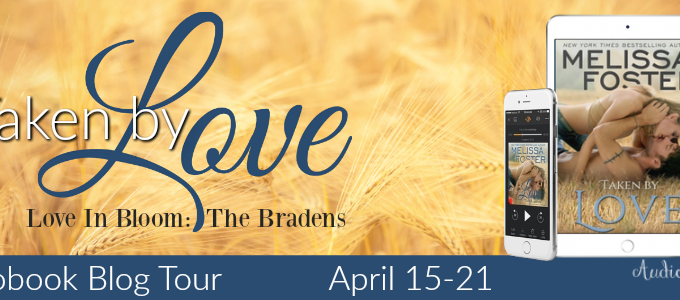🌟 New Blog Tour: Taken By Love by Melissa Foster