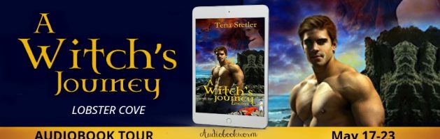 ⭐️ Audio Blog Tour: A Witch's Journey by Tena Stetler