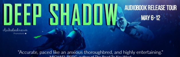 ⭐️ New Blog Tour: Deep Shadow by Nick Sullivan