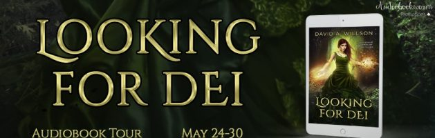 ⭐️ Audio Blog Tour: Looking for Dei by David A. Willson