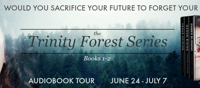 ⭐️ New Series Tour: The Trinity Forest Series by Jennifer Alsever