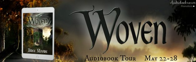 🎧 Audio Blog Tour: Woven by Bree Moore