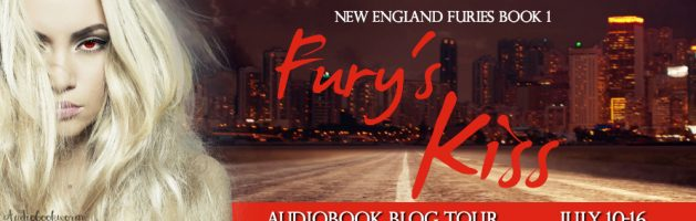 🎧 Audio Blog Tour: Fury's Kiss by Nicola R. White