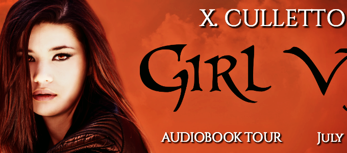 ⭐ New Blog Tour: Girl Vs by Xela Culletto