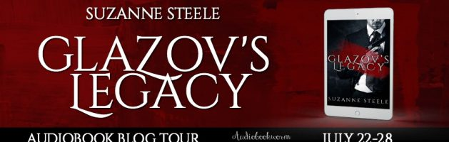 ⭐ New Blog Tour: Glazov's Legacy by Suzanne Steele