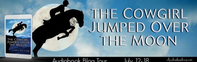 ⭐️ New Blog Tour: The Cowgirl Jumped Over the Moon by Linda Ballou