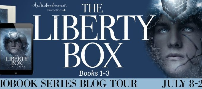 ⭐️ New Series Tour: The Liberty Box Series by C.A. Gray
