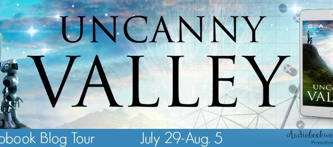 ⭐️ New Series Tour: Uncanny Valley by C.A. Gray
