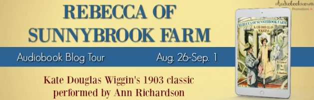⭐️ New Blog Tour: Rebecca of Sunnybrook Farm by Kate Douglas Wiggin