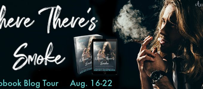 ⭐️ New Blog Tour: Where There's Smoke by Kathy Coopmans