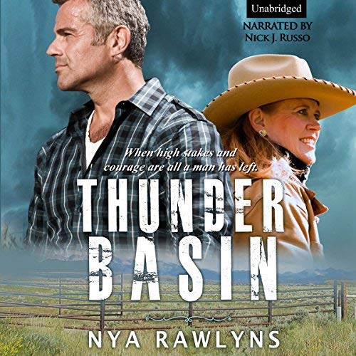 Thunder Basin by Nya Rawlyns