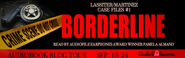 ⭐️ New Blog Tour: Borderline by Joseph Badal
