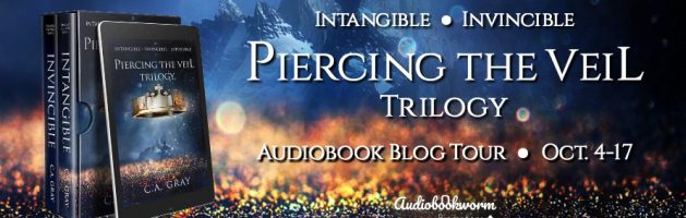 🎧 Audio Series Blog Tour: Piercing the Veil Trilogy by C.A. Gray