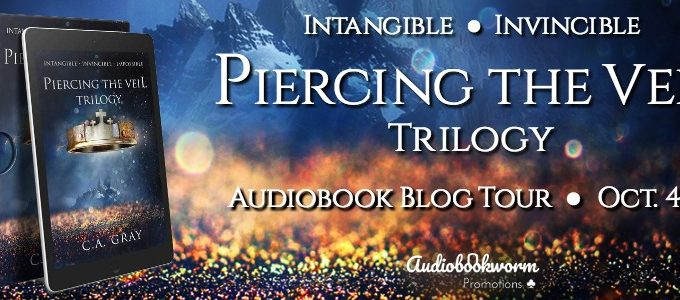 ⭐️ New Series Blog Tour: Piercing the Veil Trilogy by C.A. Gray