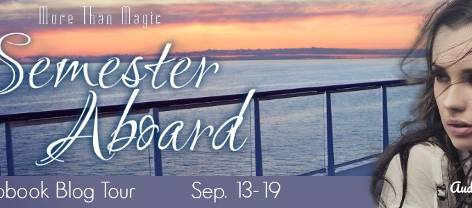 ⭐️ New Blog Tour: Semester Aboard by Elizabeth Kirke