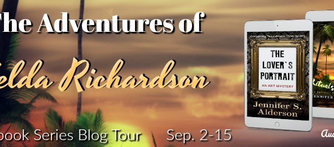 ⭐️ New Series Tour: The Adventures of Zelda Richardson by Jennifer S. Alderson