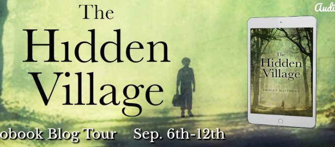 ⭐️ New Blog Tour: The Hidden Village by Imogen Matthews