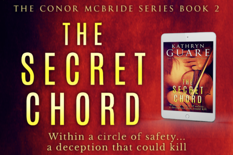 T\'s Stuff: The Secret Chord by Kathryn Guare
