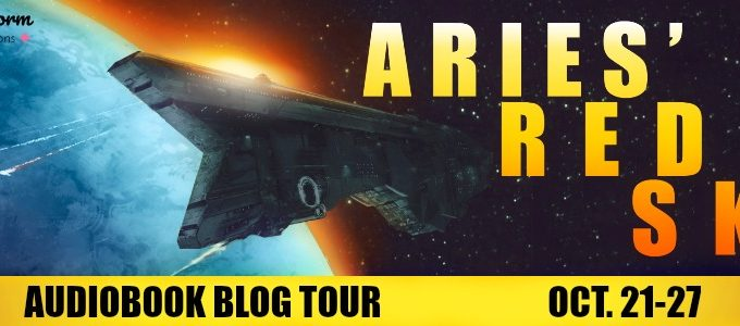 ⭐️ New Blog Tour: Aries' Red Sky by James Young