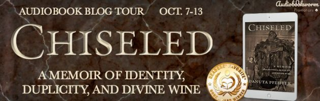 🎧 Audio Blog Tour: Chiseled by Danuta Pfeiffer