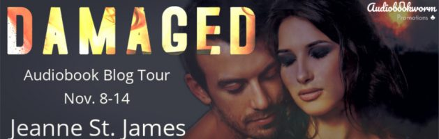 🎧 Audio Blog Tour: Damaged by Jeanne St. James