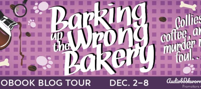 ⭐️ New Blog Tour: Barking up the Wrong Bakery by Stella St. Claire