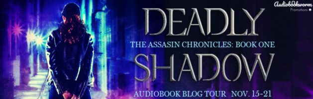 🎧 Audio Blog Tour: Deadly Shadow by Kim Cresswell