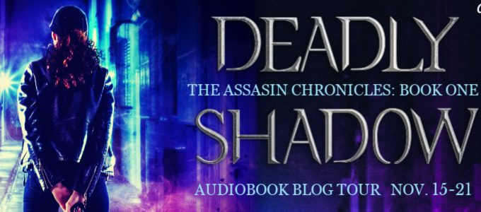 ⭐️ New Blog Tour: Deadly Shadow by Kim Cresswell