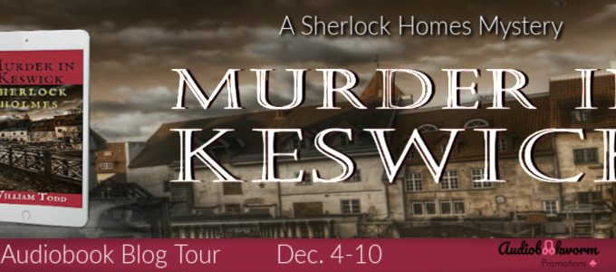 ⭐️ New Blog Tour: Murder in Keswick by William Todd