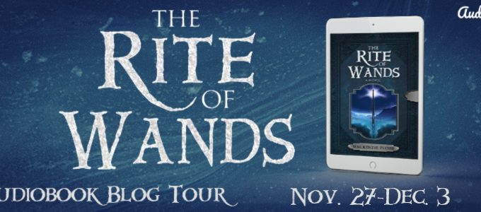 ⭐️ New Blog Tour: The Rite of Wands by Mackenzie Flohr