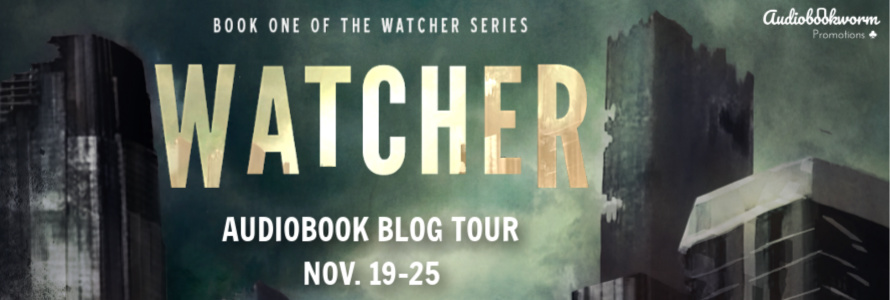 🎧 Audio Blog Tour: Watcher by AJ Eversley