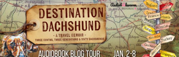 ⭐️ New Audio Tour: Destination Dachshund by Lisa Fleetwood