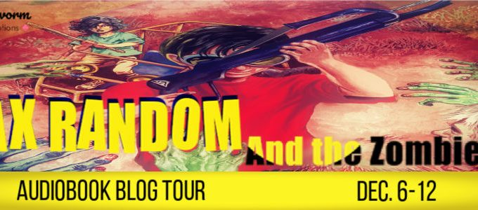 ⭐️ New Blog Tour: Max Random and the Zombie 500 by Mark London Williams