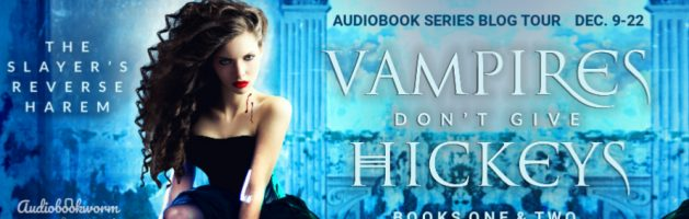 🎧 Audio Series Blog Tour: The Slayer's Reverse Harem Series by Holly Ryan