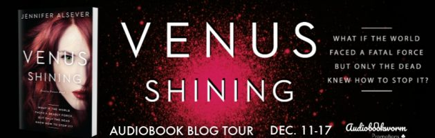 🎧 Audio Blog Tour: Venus Shining by Jennifer Alsever