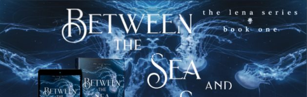 🎧 Audio Blog Tour: Between the Sea and Stars by Chantal Gadoury