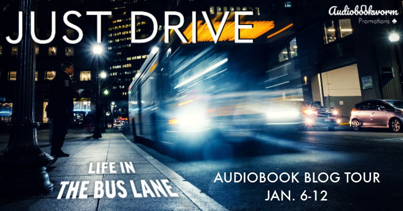 Just Drive Audiobook Tour