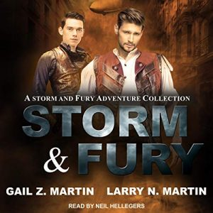 Storm & Fury by Gail Z. Martin & Larry N. Martin