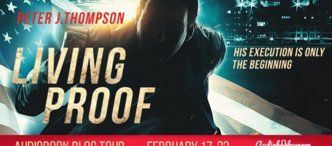 ⭐️ New Blog Tour: Living Proof by Peter J. Thompson