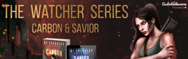 🎧 Audio Series Blog Tour: The Watcher Series by AJ Eversley