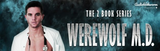 ⭐️ New Series Blog Tour: The Werewolf M.D. Series by Taylor Haiden