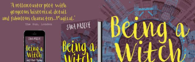 🎧 Audio Blog Tour: Being A Witch and Other Things I Didn't Ask For by Sara Pascoe