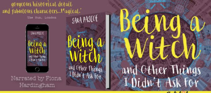 ⭐️ New Audio Blog Tour: Being A Witch and Other Things I Didn't Ask For by Sara Pascoe