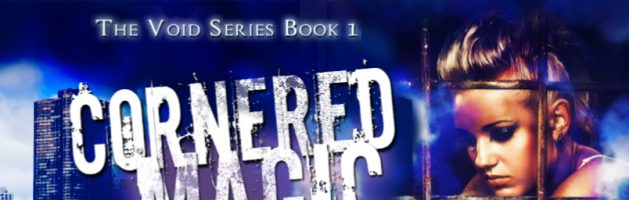 🎧 Audio Blog Tour: Cornered Magic by Charissa Dufour
