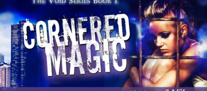 ⭐️ New Audio Blog Tour: Cornered Magic by Charissa Dufour